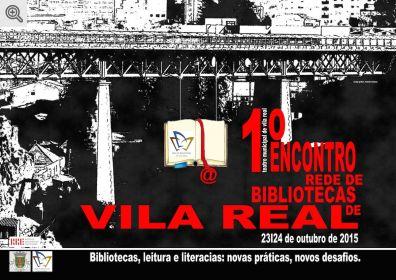 I Encontro da Rede de Bibliotecas de Vila Real
